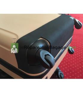 bande de protection de coque de valise