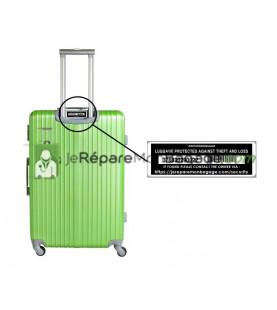 je repare mon bagage