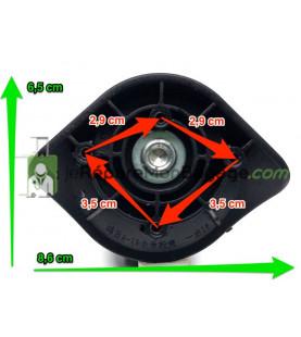 roue réparation