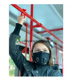 covid barre de bus