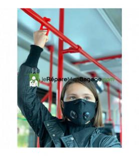 protection covid transport en commun