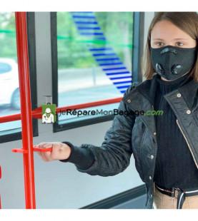 clef covid bus urbain