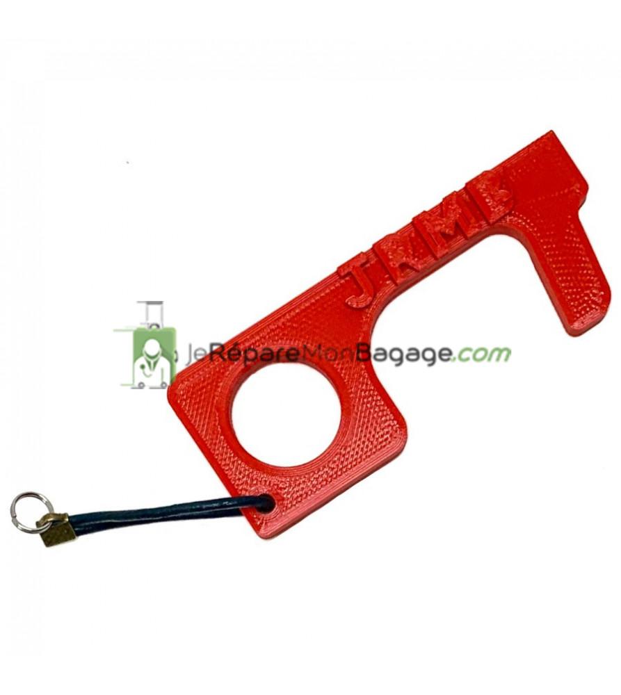 clé coronavirus protection