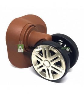 roue de valise réparation
