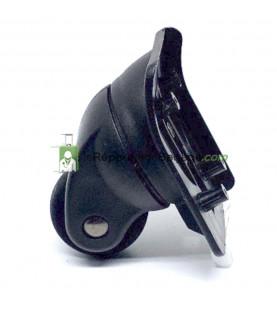 Poignée de valise PL300 gris anthracite