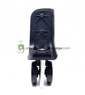 Poignée télescopique 1 position PT397 noir