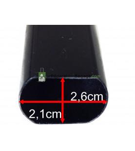 Poignée télescopique 1 position PT387 noir