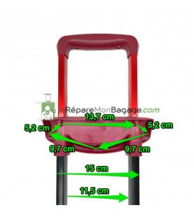 réparation valise