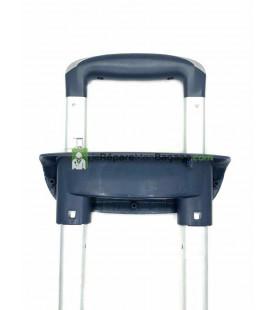 Pack 2 roues de bagages Supérieur Aluminium