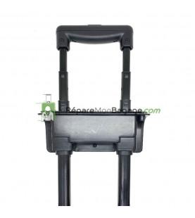Support inférieur de bagage BI290 noir