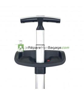 Roulettes de bagage R282 noir