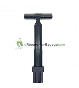 Roulettes de bagage R025 noir