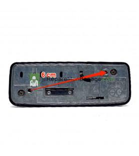 Boucle pour intérieur de valise BC073 bleu