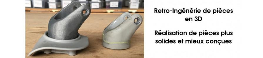 L'impression 3D au Service de La Réparation de Bagages