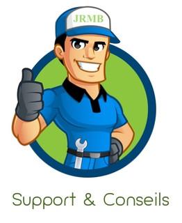 Conseils et Support JRMB
